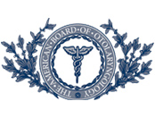 American Board of Otolaryngology logo