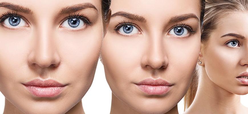 facial reconstructive plastic surgery Aesthetic