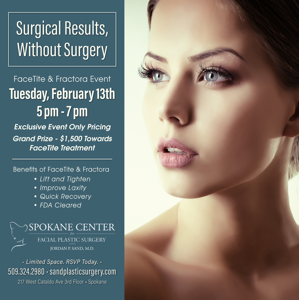 Spokane Center for Facial Plastic Surgery